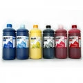 Saiko Ink Dye Base 6 Warna 1000 ml (Paket)