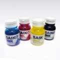 Saiko Ink Dye Base 4 Warna 100 ml (Paket)
