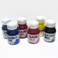 Saiko Ink Dye Base 6 Warna 100 ml (Paket)